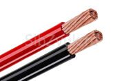 Tchernov Cable Standard DC Power 0 AWG RED
